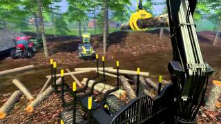 VideoImage1 Farming Simulator 15 (Steam)