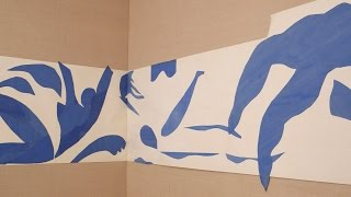 Henri Matisse: Conserving The Swimming Pool