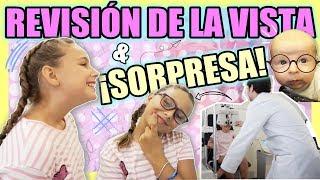 😱 ¿ELAIA necesita GAFAS? 🤓  & ¡visita SORPRESA! 😍 | VLOG | AD