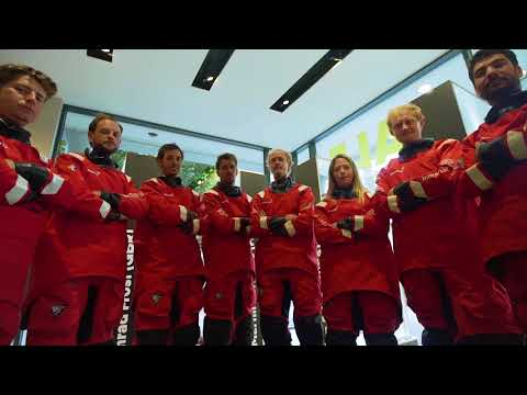 Musto On Board Reporters at Volvo Ocean Race