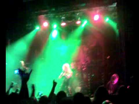 Revolution Begins - Arch Enemy Madrid 1/12/09