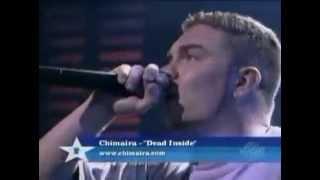 """Chimaira """"Dead Inside"""" Live"""