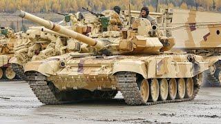 Танк т-90С - Супертанк!!! Второй после атомной бомбы!