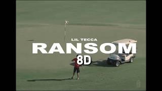 Lil Tecca   Ransom (8D AUDIO) [1 HOUR VERSION] 🎧
