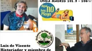 preview picture of video 'Entrevista Luis de Vicente ONDAMADRID 23 ABR'