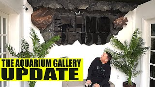 NEW AQUARIUM GALLERY UPDATE!!  Ready to start building FISH TANK STANDS! The king of DIY