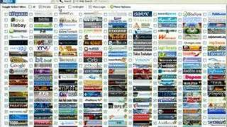 2 - Selecting sites in Torrent Finder Toolbar