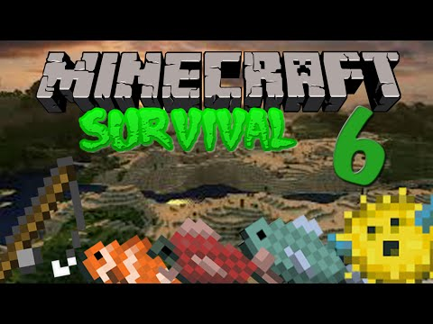 Minecraft Survival S02E06 | SK | - Nudné Rybárčenie