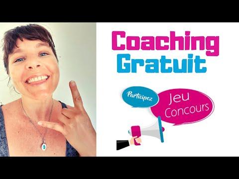 Coaching gratuit : jeu concours