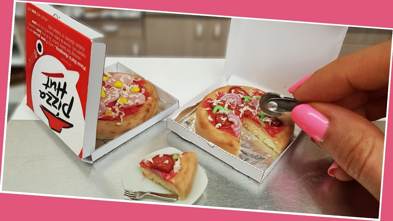 Mini pizza cake