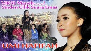Umi Hafifah Sinden Cilik Suara Emas