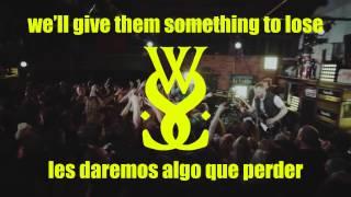 While She Sleeps - Hurricane ( Lyrics - Sub Esp )