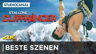 CLIFFHANGER | Die besten Szenen in 4K - Sylvester Stallone