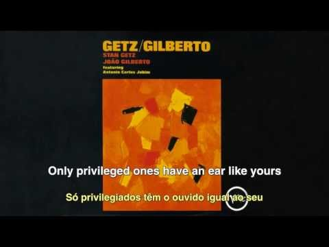 , title : 'João Gilberto & Stan Getz - Desafinado (Off-key) - English subtitles'