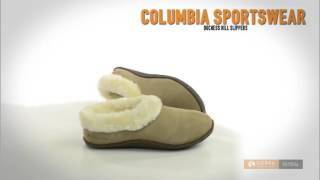 Columbia Sportswear Duchess Hill Slippers - Suede (For Women)