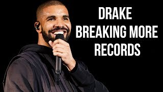 Drake Breaks Records No Other Artist Ever Has... Plus Matches 50 Cent's Hot 100 Record