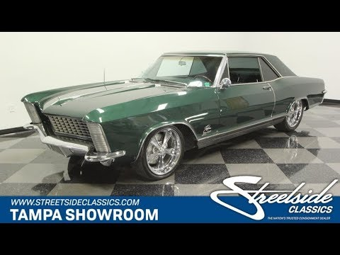 Video of '65 Riviera - PHPP