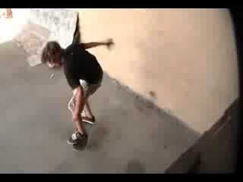Tommy McManus skateboarding columbia