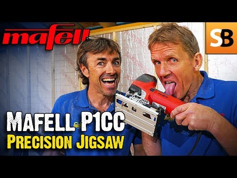 Mafell P1CC - The World's Most Expensive Jigsaw?