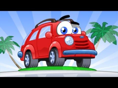 Сказка про Машинку Вилли 6. Мультфильм Игра для Малышей