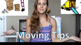 Gambar cover Moving Tips | Long Distance Move