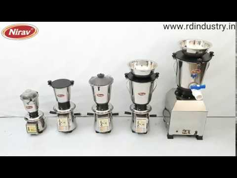 5 Ltr Commercial  Heavy Duty Mixer Grinder