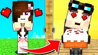 LA VICINA SI È INNAMORATA DI ME! - Casa di Minecraft #30