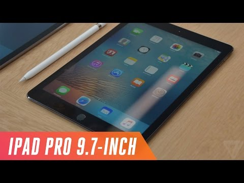 New iPad Pro 9.7-inch hands-on