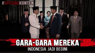 GARA-GARA PRESIDEN INI, INDONESIA JADI BEGINI