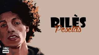 Rilès   PESETAS (Lyrics)