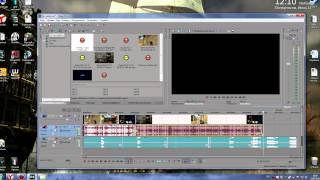 Основы монтажа в Sony Vegas Pro 13