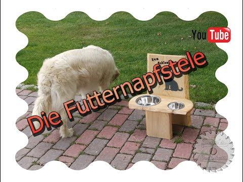 Der Schlemmertopf - Meine Tankstelle -  Die Fressnapfstele