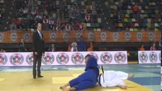 Iddir Judo Vine #1