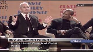 Bishop Noel Jones & Dr. Jeremiah Wright – Uneducated Preachers Prosperity Gospel & Mega-Churches