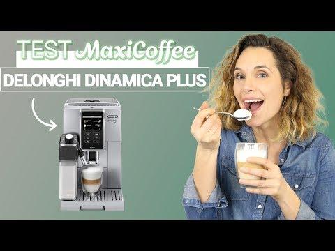 DELONGHI DINAMICA PLUS FEB3795 S   Machine à café grain   Le Test MaxiCoffee