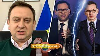 """""""Morawiecki chce UTOPIĆ Obajtka"""". Poseł Trela MOCNO o sytuacji na PRAWICY"""