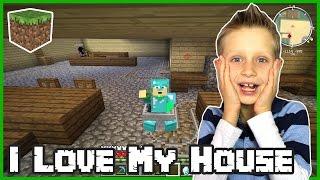 I Love My House  Minecraft