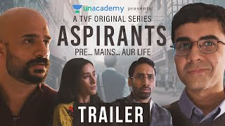 Aspirants Trailer