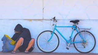 Homeless Man Does Extraordinary Act Social Experiment
