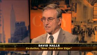 "City Talk: ""New York's New Edge"" authors David Halle & Elisabeth Tiso"