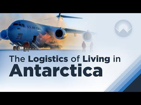 Život v Antarktidě
