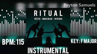 Tiësto, Jonas Blue & Rita Ora   Ritual (Instrumental)