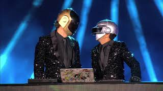 """""""Daft Punk Argument on stage"""" - Subtitled in Full HD"""