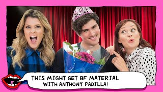 MAKING THE PERFECT BOYFRIEND ft. Anthony Padilla with Grace Helbig & Mamrie Hart
