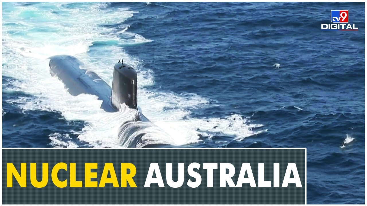 Australia to develop nuclear submarines with UK & USA; & U.S.A.; brand-new alliance assures allies, activates China thumbnail