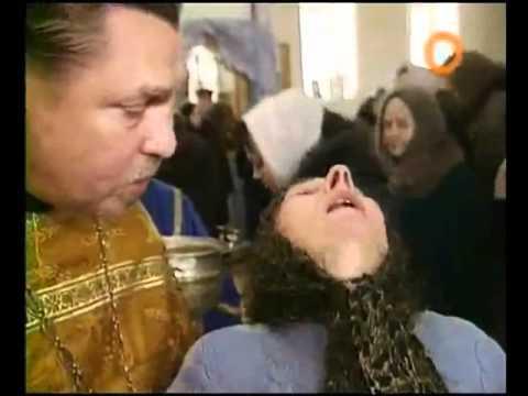 Лечение молитвой грыжи