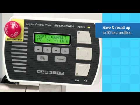 Horizontal Force Tester for Tension and Compression | Mark-10 ESM303H