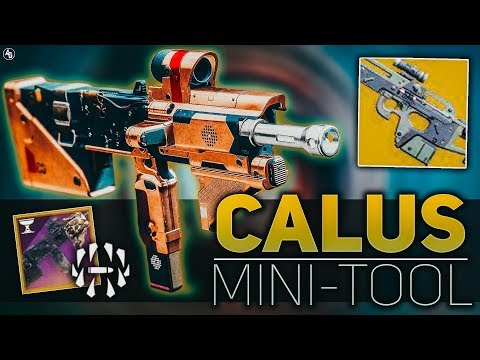 Calus Mini-Tool (Mida Mini-Tool 2.0) | Destiny 2 Season of Opulence