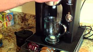 Review Of The New Tassimo T55 Coffee Machine