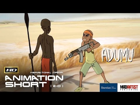 2D Animated Short Film